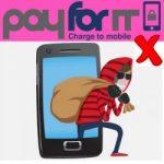 Stop Payforit Fraud